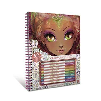 Nebulous stars hazelia cuaderno para colorear - 04017840
