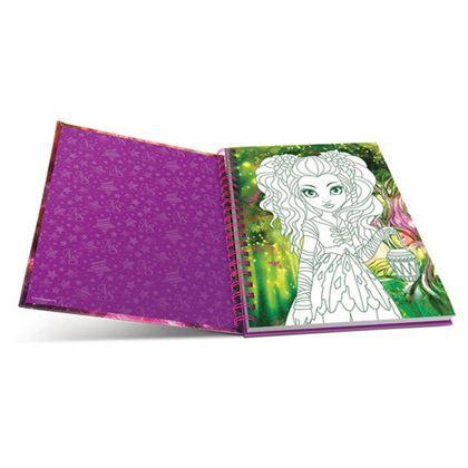 Nebulous stars hazelia cuaderno para colorear - 04017838(2)
