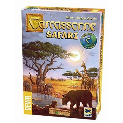Carcassone safari - 04622768