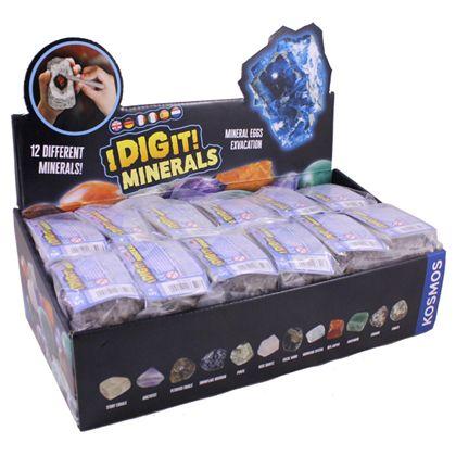 Minerales (precio unidad) - 04666517