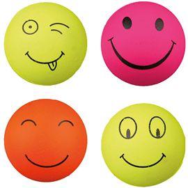 Pelota smiley gomaespuma 6 cm (precio unidad)