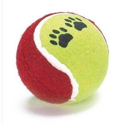 Pelota tenis con fieltro 6 cm (precio unidad) - 69003475(2)