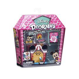 Doorables mini houses