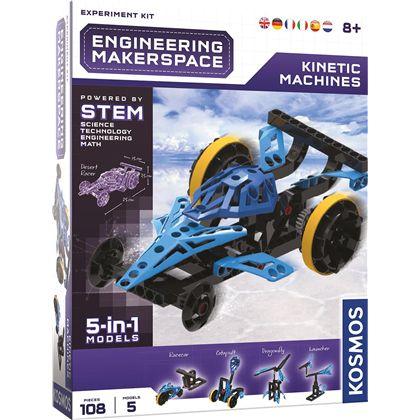 Kinetic machines construcción - 04666512