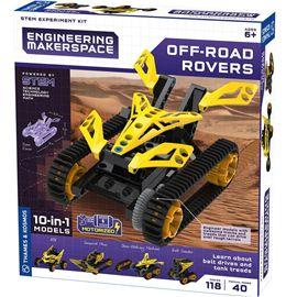 Construcciones off-road rovers