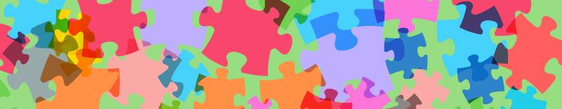 Puzzles, rompecabezas, 3D