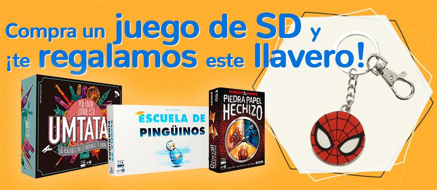 Promo juegos SD